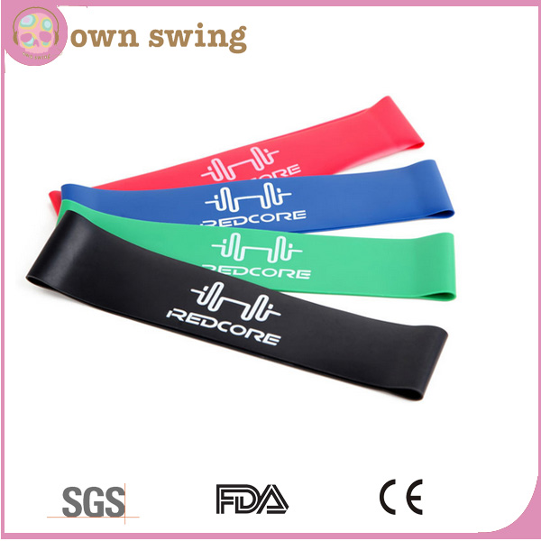 Fit Simplify's Resistance Loop Exercise Bands/ Exercise Resistance Loop Bands /Extra Wide Resistance Bands Designed for Comfort