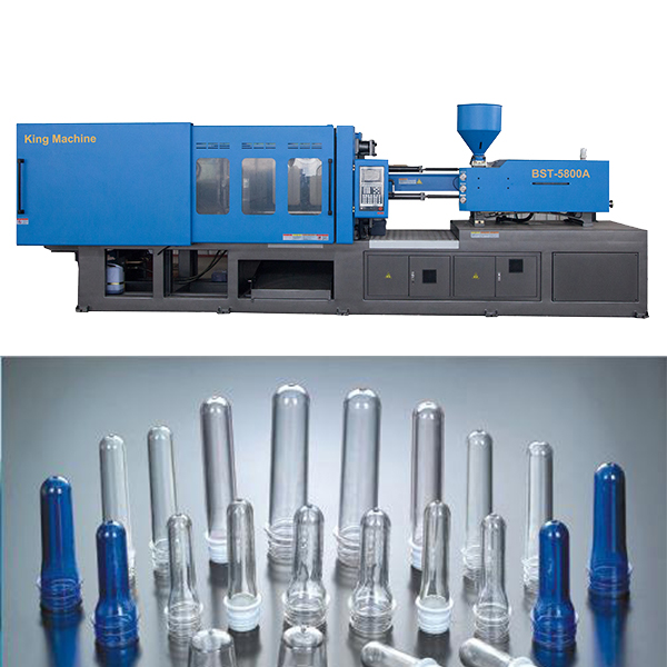 Automatic PET Preform Production Line / Injection Machinery