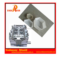Factory direct sales quality assurance china leading plastic concret paver mould