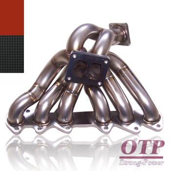 Stainless Steel Turbo Manifold FOR Toyot* Supra JZA80 2JZ-GTE(fits: 2jz gte engine)