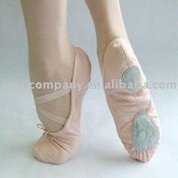 Ballet dancing shoe