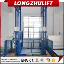 Electric hydraulic warehouse workshop cargo lift