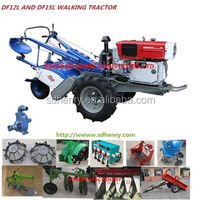 20 hp walking tractor