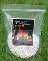 0.28g 6mm air soft plastic bbs balls for paintball