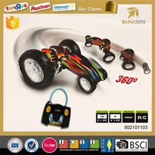 Cool boy rc toy car transform robot rc car toy