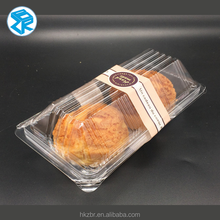 Cake packaging box container with lid High quality christmas cake gift box for wholesale