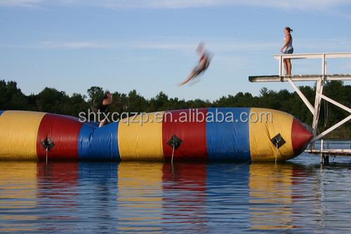 inflatable blob water filled toys blob water toy