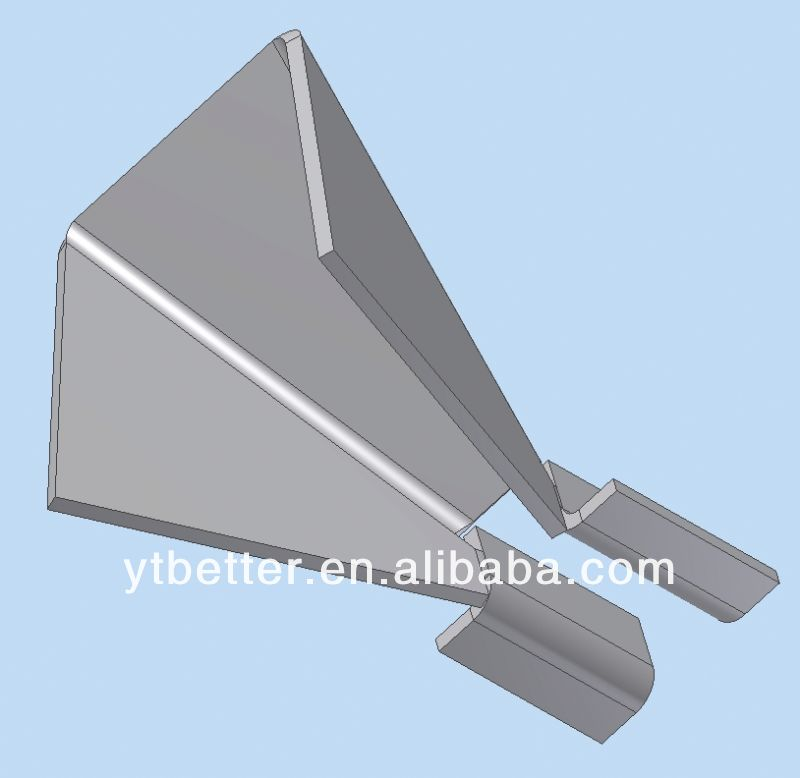 High precision metal or plastic sheet protective film