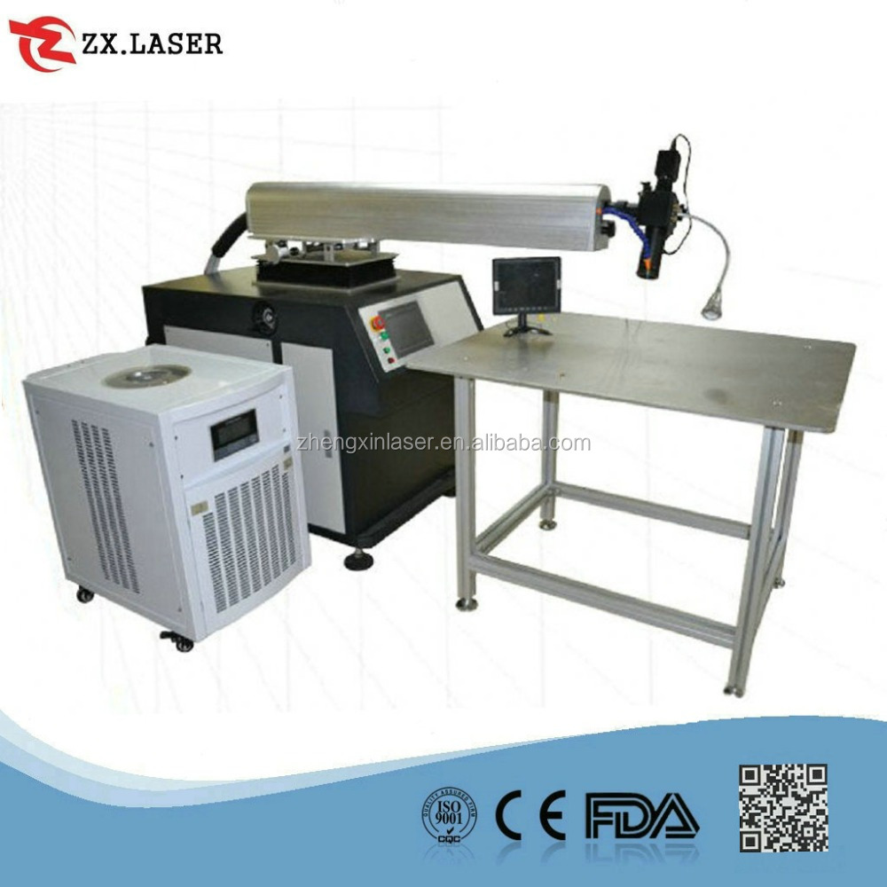 Channel letter laser welding machine price for sale