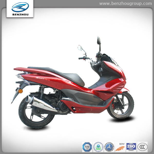 Chinese aluminum motorcycle frame 150cc scooter for sale