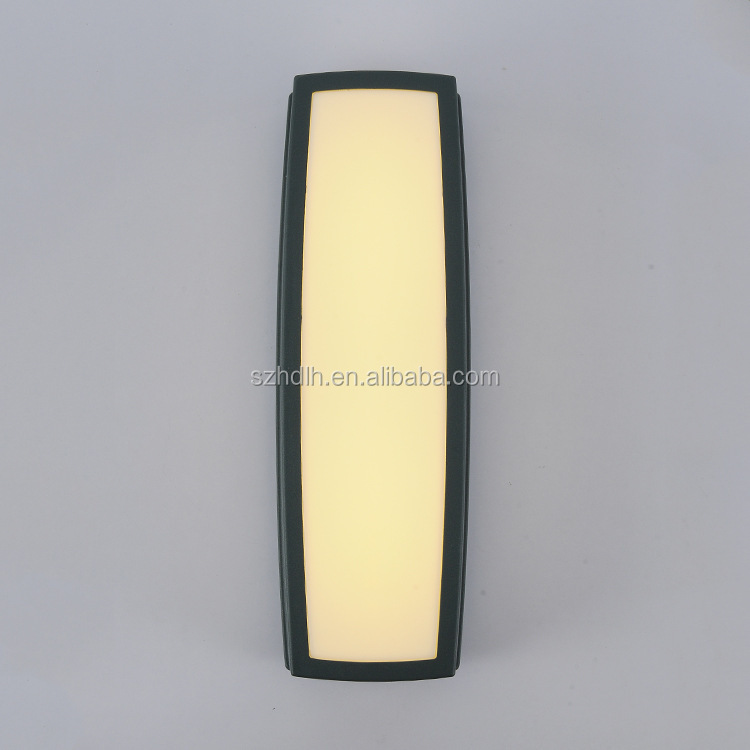Factory Supply IP54 10W led wall lighting