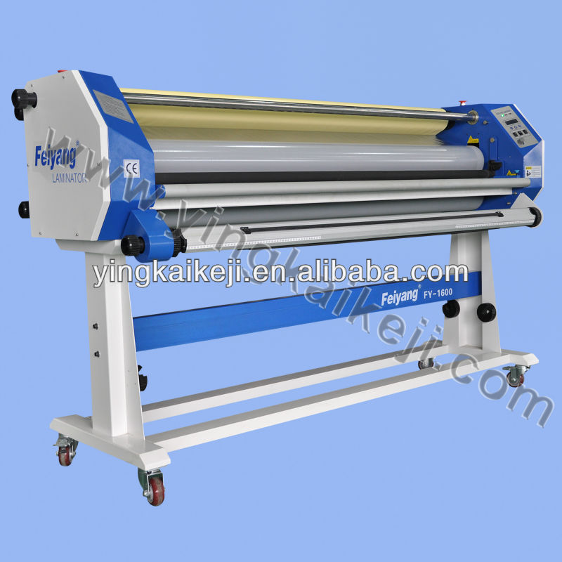 photo thermal lamination machine for album making