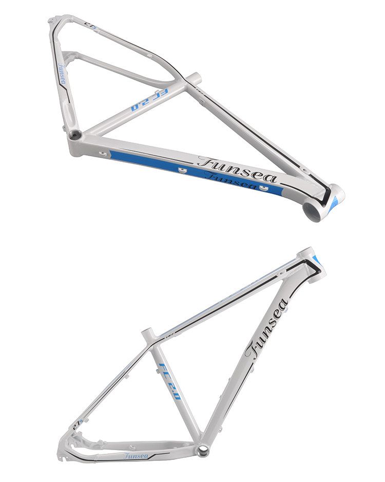 Professional designer custom all kinds of high end downhill mountain bike frame in manufacture wholesale price