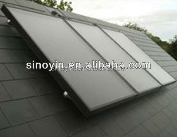 Separated solar swimming pool solar collector,Model No:FP-GV2.05-01-A ( 2015*1015*76mm)