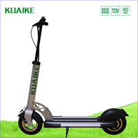 Top quality 2 wheels standing up electric scooter with Samsung battery
