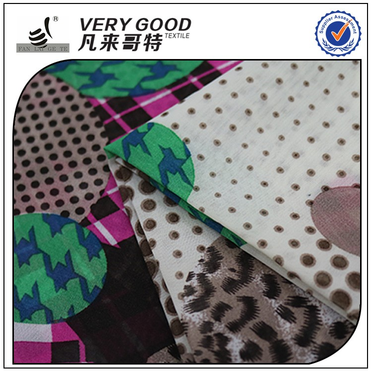 Factory direct woven printed chiffon manufacturers