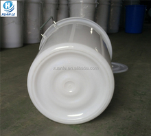 Nestable foldable bucket with big size