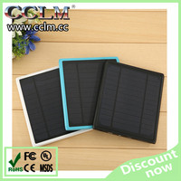 Hot Saleing Slim Solar Power Bank Solar Charging Board For Cell Phone