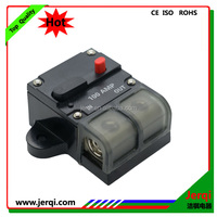 self-resettable auto audio circuit breaker 50A 70A 80A 100A 120A 140A 150A 180A 200A self-restoring circuit breaker