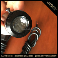 15W motorcycle car auto Ghost shadow LED door light laser light logo projector light for BMW