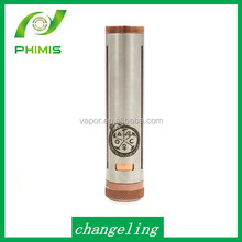New arrival mechanical mod E cig Changeling clone with Magnet switch
