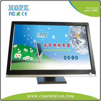 22 inch LCD Touch Monitor / touch screen for pos