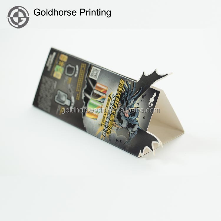 High Quality Advertising Card Holder/Coated Paper Special Card Printing Service/Wedding Invitation Card Custom Made