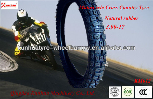 Motorcycle Cross Country Tyre 300-17,New Product for Motorcycle