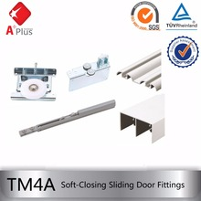 aluminum windows &doors sliding door mechanism