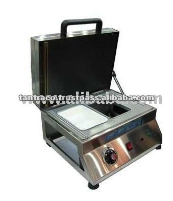 FS-104 Manual Cup and Tray Sealing Machine