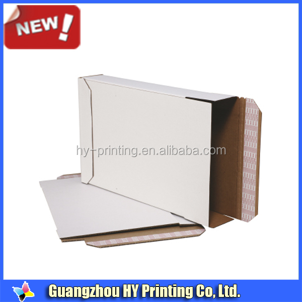 Fluted Side Loading Shipping Mailing Boxes