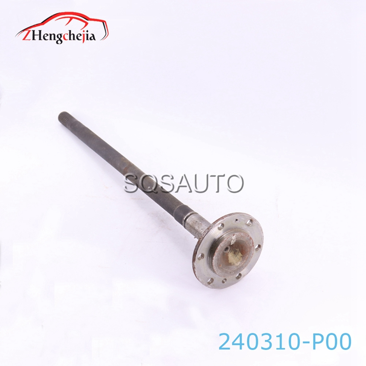 Auto Spare Parts Axle shaft For Great Wall 240310-P00