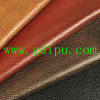 Textiles Leather Products Wholesale PU Leather