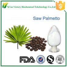 water soluble saw palmetto berry extract