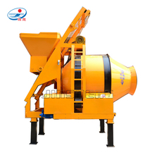 28 rpm concrete mixer motor diesel hydraulic drive cement portable mixer