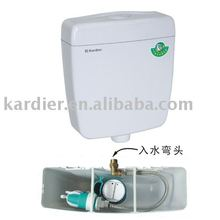Bathroom grand toilet tank fitting, toilet tank covers, concealed cistern for wall hung toilet