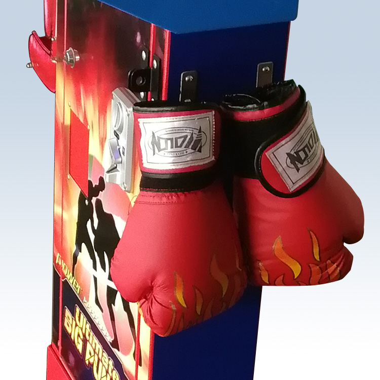 Customized Professional Boxing Game Machine Price Coin Operated Automat Boxing Punch
