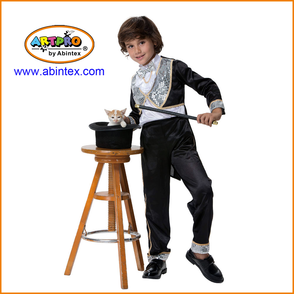 Magician Costume (00-1102), Boy costume with ARTPRO brand