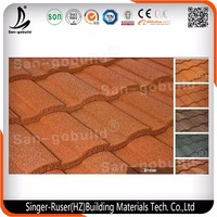 Roofs' Steel Sheets Metal Roofing Rolls Tiles Stone Coated For Buildings,houses