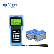 JFA490 Portable Handheld Digital Ultrasonic Water FlowMeter Flow Sensor Price