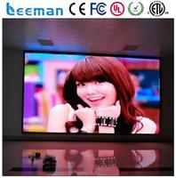 definition print advertising aluminium profile frame p10 outdoor single color led display module