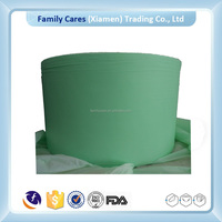 Colorful PE film soft PE film for baby diaper making