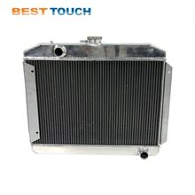 Good After-Service Truck Oil Cooler Aluminum Radiator For Tercel 1.5L Paseo 1.5