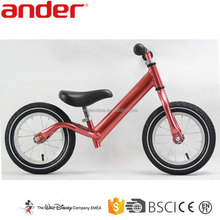 2018 ANDER Cheap Mini Push Bike Steel Kids First Training Balance Bike