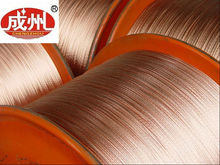 oxygen free copper wire bare pure copper wire 99.9%