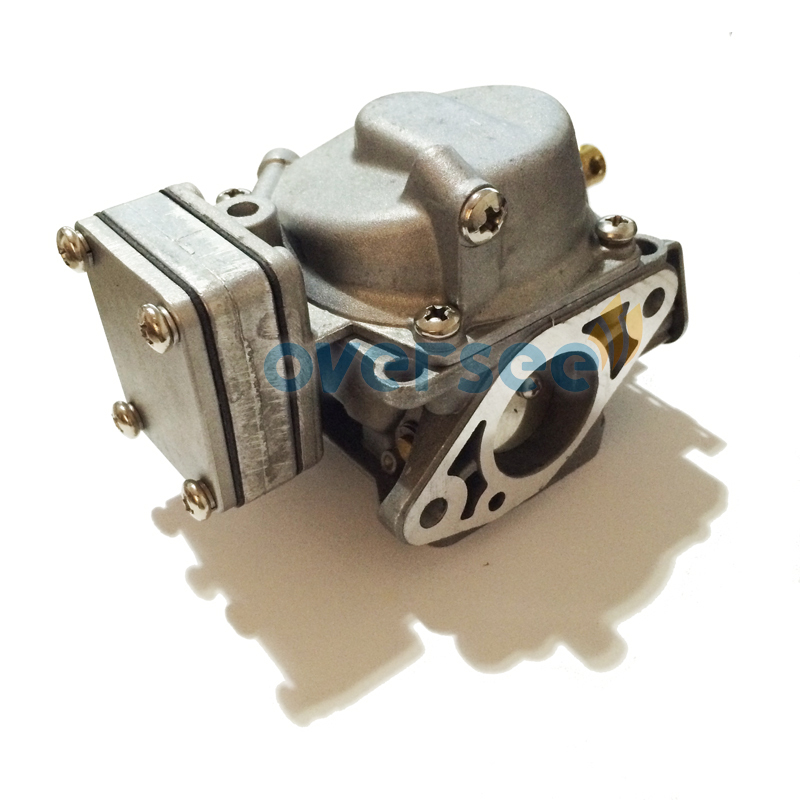 Aftermarket 6L5-14301-03 2 Stroke Carburetor Assy For YAMAHA 3HP 6L5 Outboard Engine
