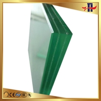 Modern hot-sale shanghai laminated glass stair tread