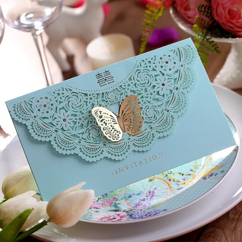 2017 Lowest Price Wedding Cards Cheap Wedding Invitation Card
