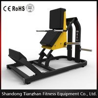 Hack Squat/TZ-6068/hammer strength ftiness Equipment/sport exercise gym