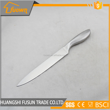kitchen tool stainless steel potato filleting knife